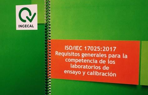 Curso en ISO 17025